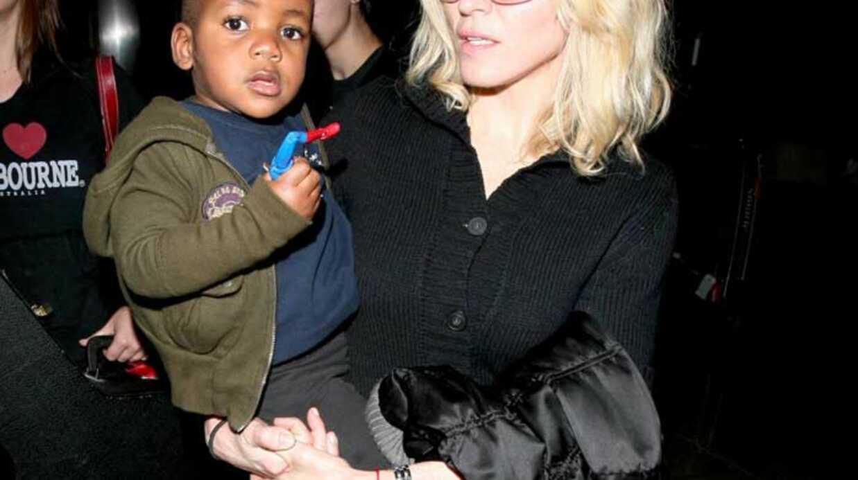 Madonna Nouvelle adoption en vue?
