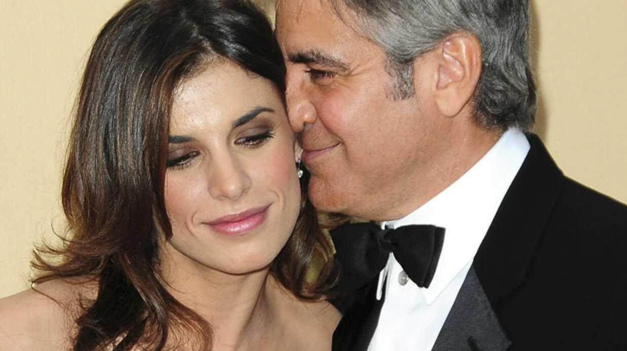 George Clooney nous brise encore le coeur
