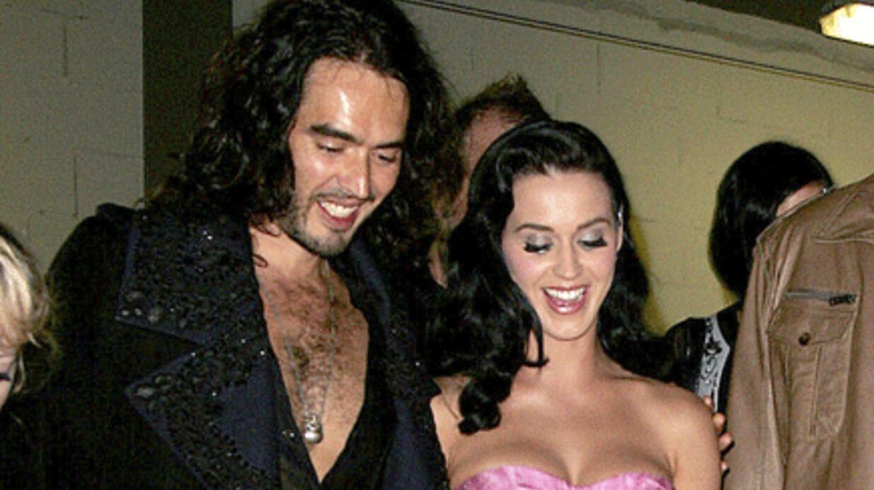 Katy Perry: Russel Brand veut se marier avec elle