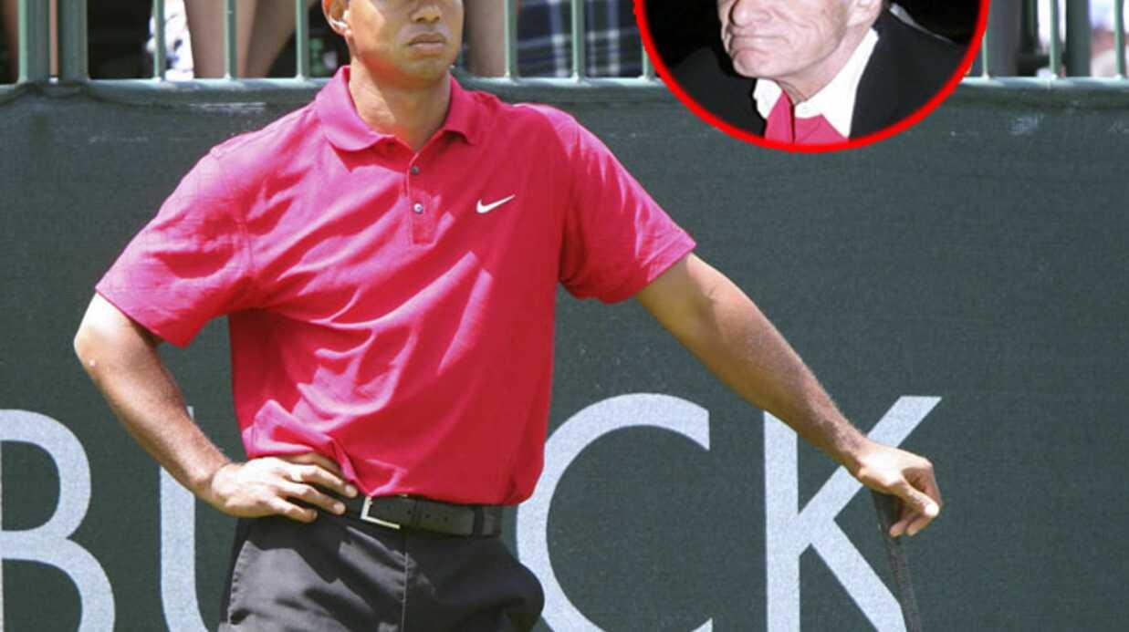 Tiger Woods défendu par le fondateur de Playboy