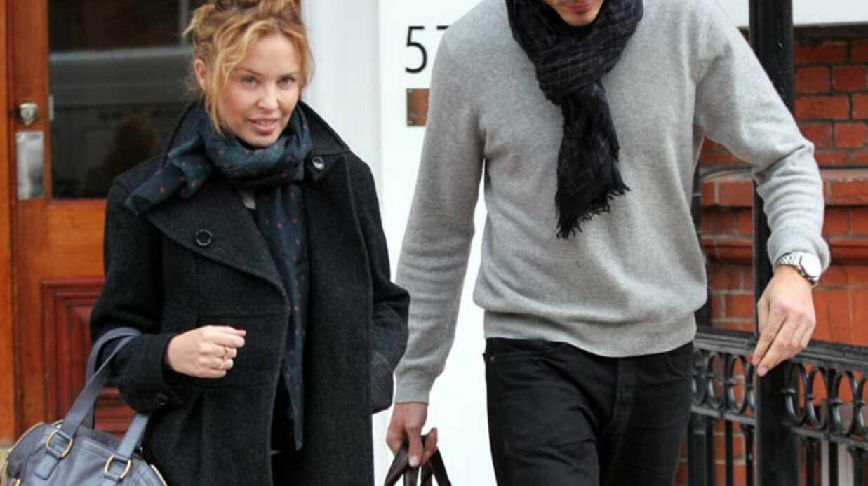 Kylie Minogue a peur de ne pas pouvoir tomber enceinte
