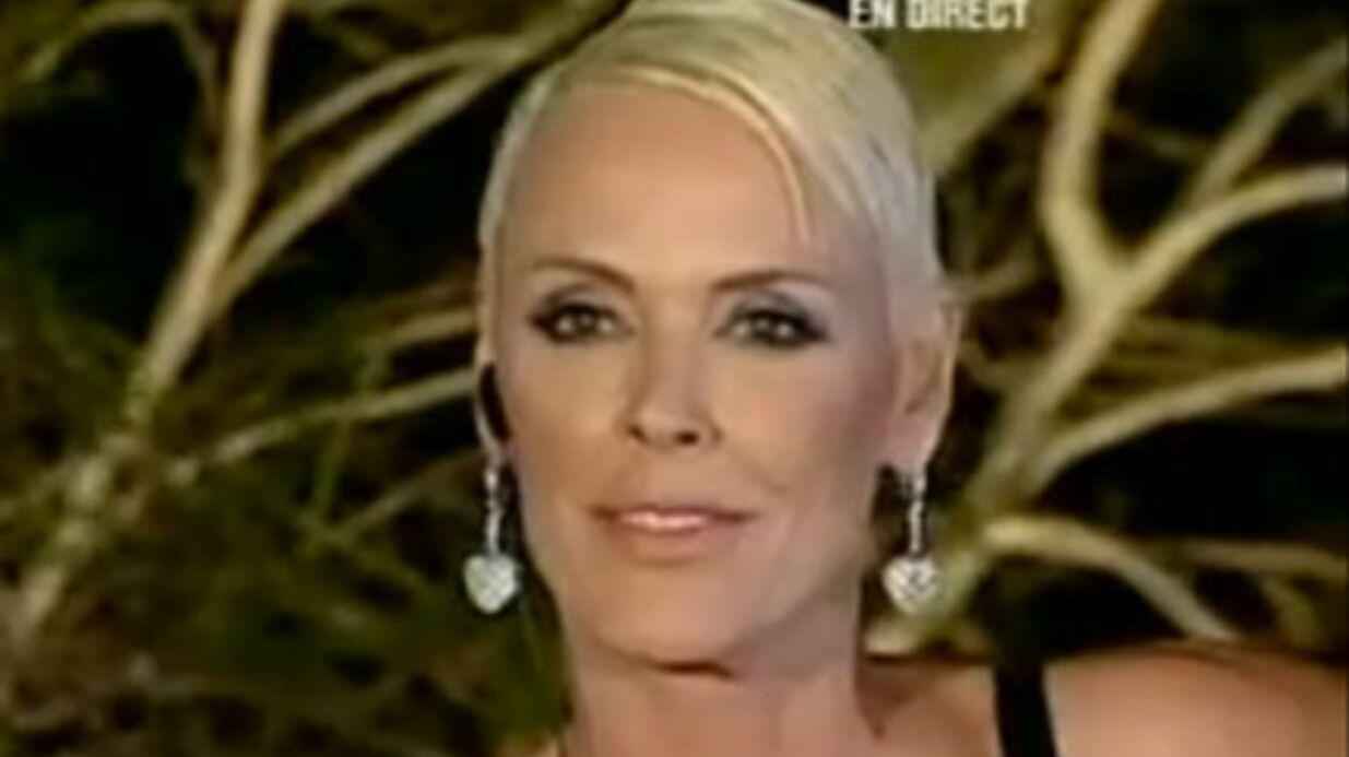 La ferme célébrités 3: Brigitte Nielsense sent coupable