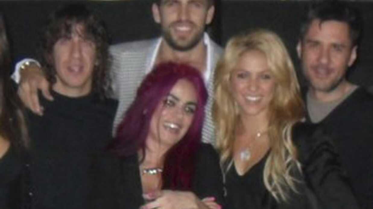 Shakira est bien en couple avec le footballeur Gerard Piqué