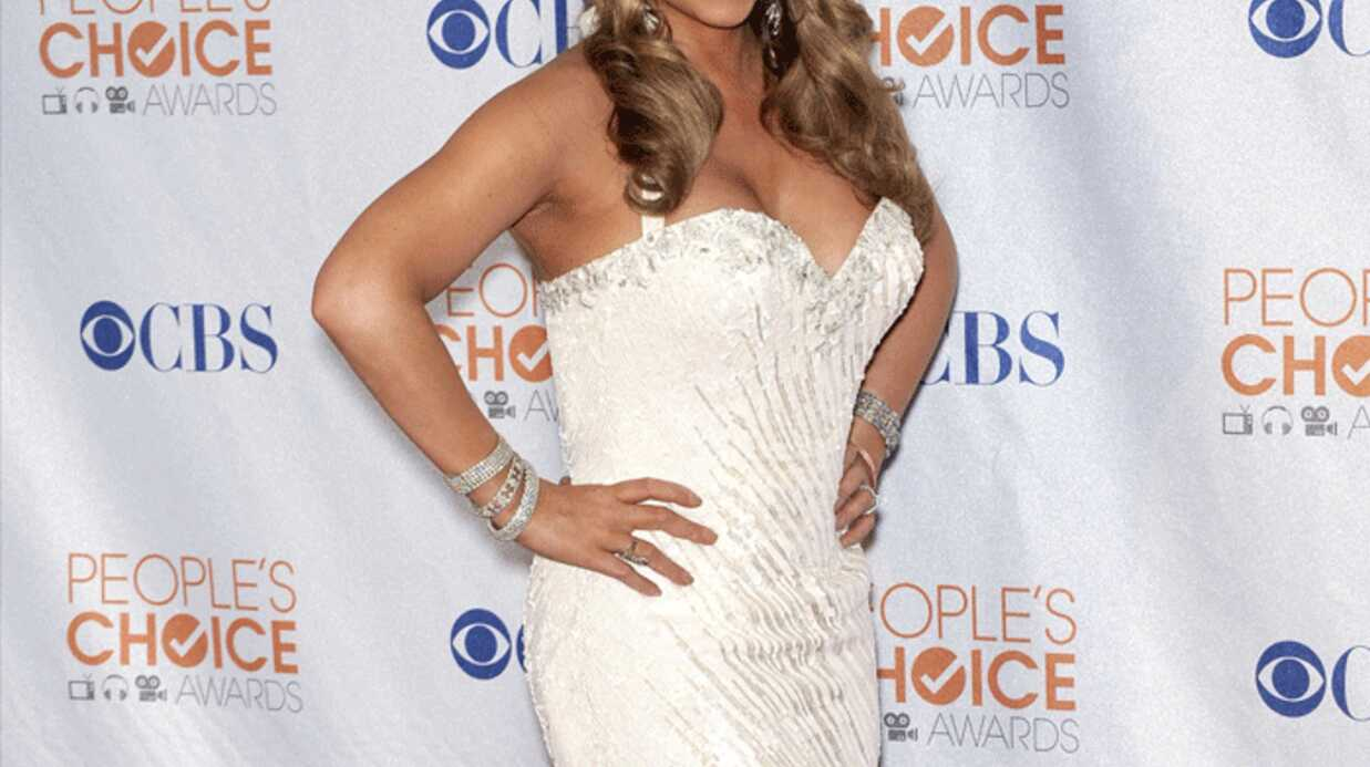 VIDEO Mariah Carey ivre au festival du film de Californie