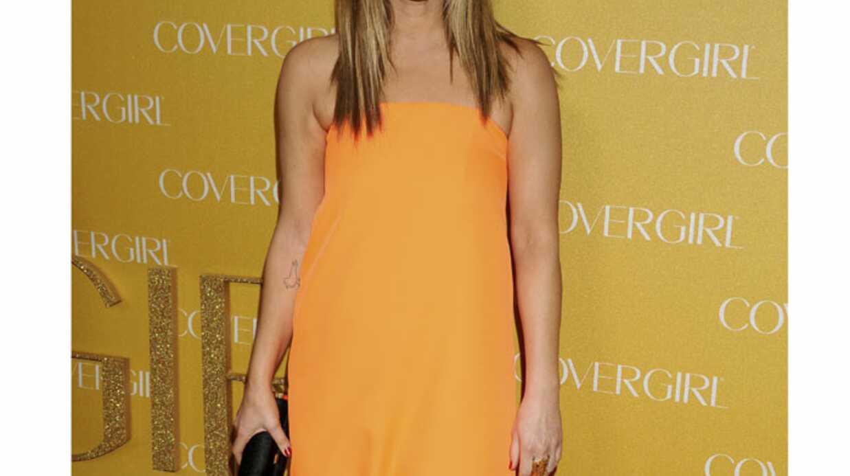 LOOK Drew Barrymore sublime en Jil Sander