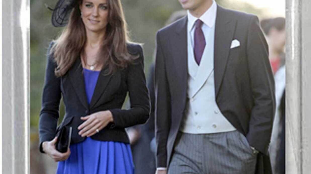 Kate Midd­le­ton & Prince William : la future mariée agace