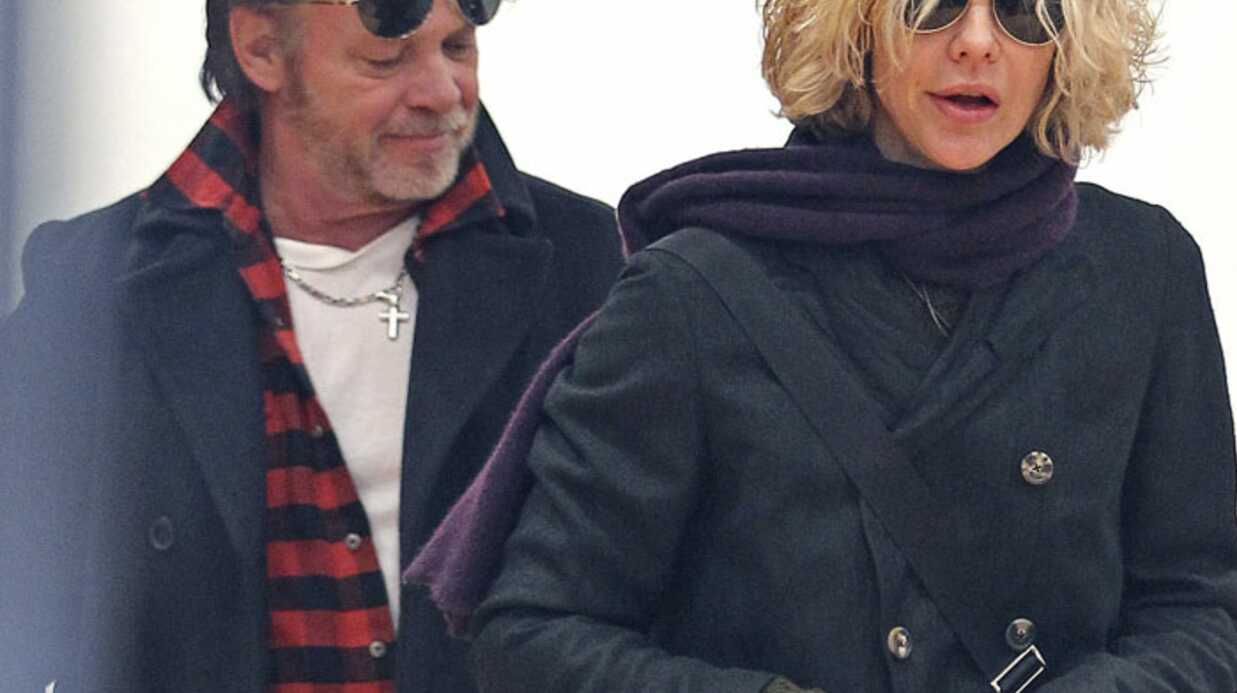 Meg Ryan amou­reuse d'un rockeur