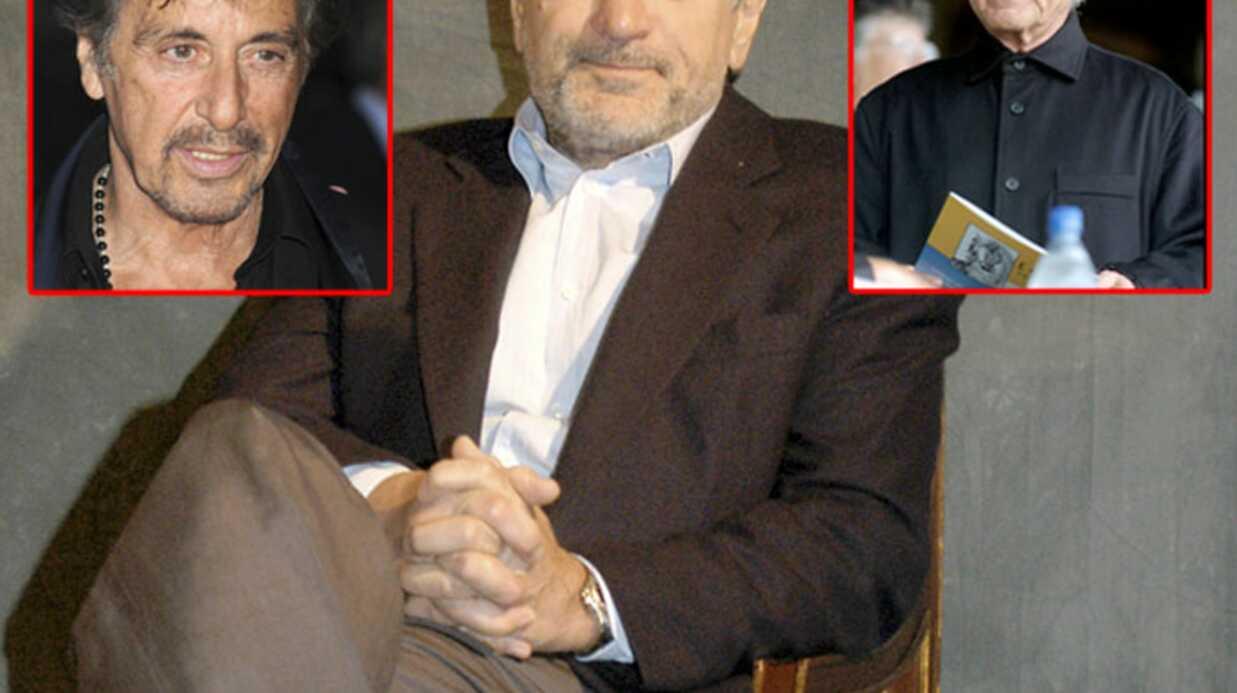 Robert de Niro Joe Pesci et Al Pacino réunis par Scorsese
