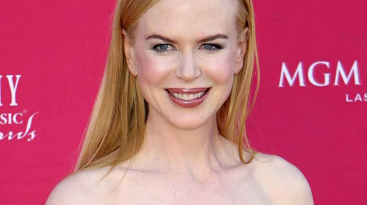Nicole Kidman vient d'accoucher de son premier enfant biologique