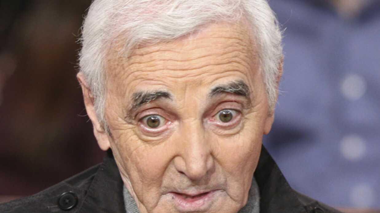 Charles Aznavour: l'annonce de sa retraite était fausse