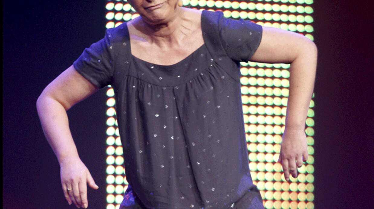 Festival d'Avignon 2009: Elisabeth Buffet seule dans sa culotte