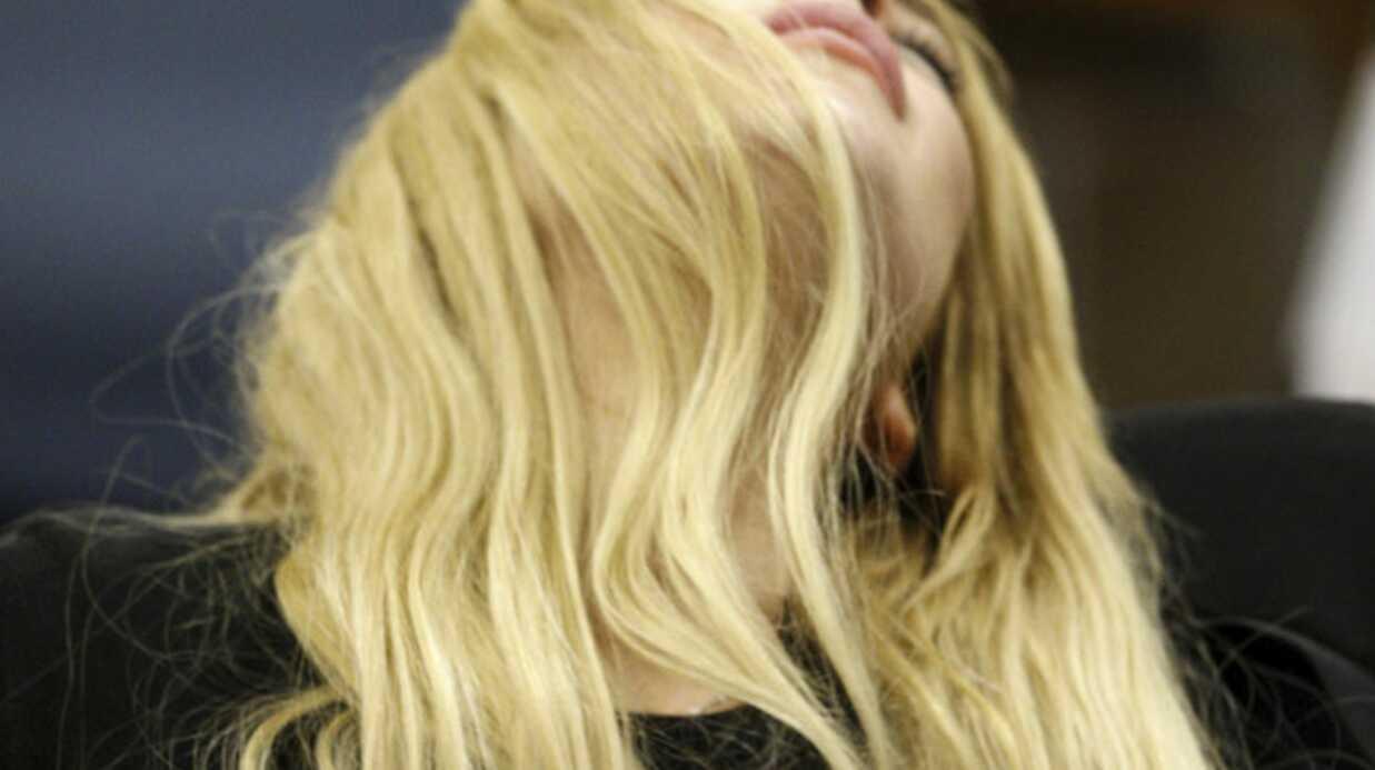 Lindsay Lohan sous l'emprise de puissantes drogues légales