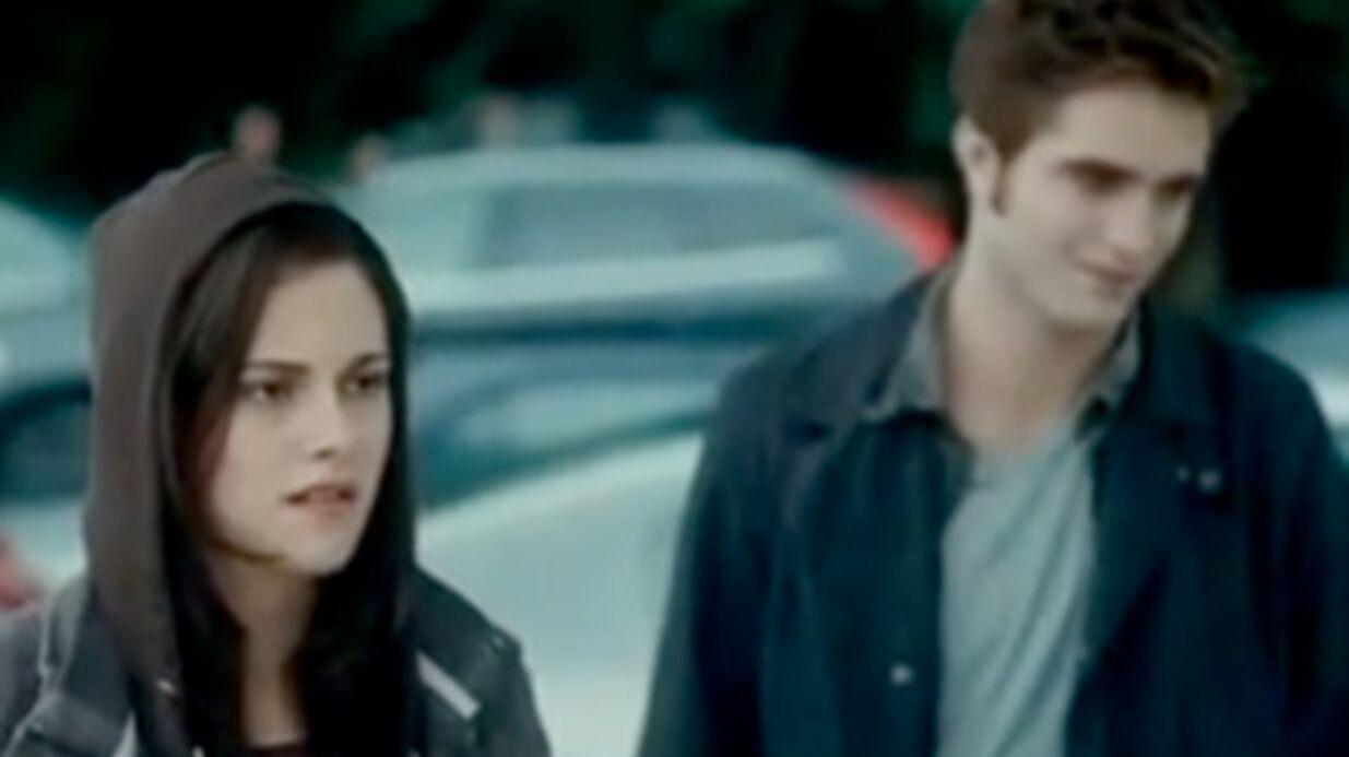 VIDEO MTV Movie Awards: extrait de Twilight 3: Hésitation