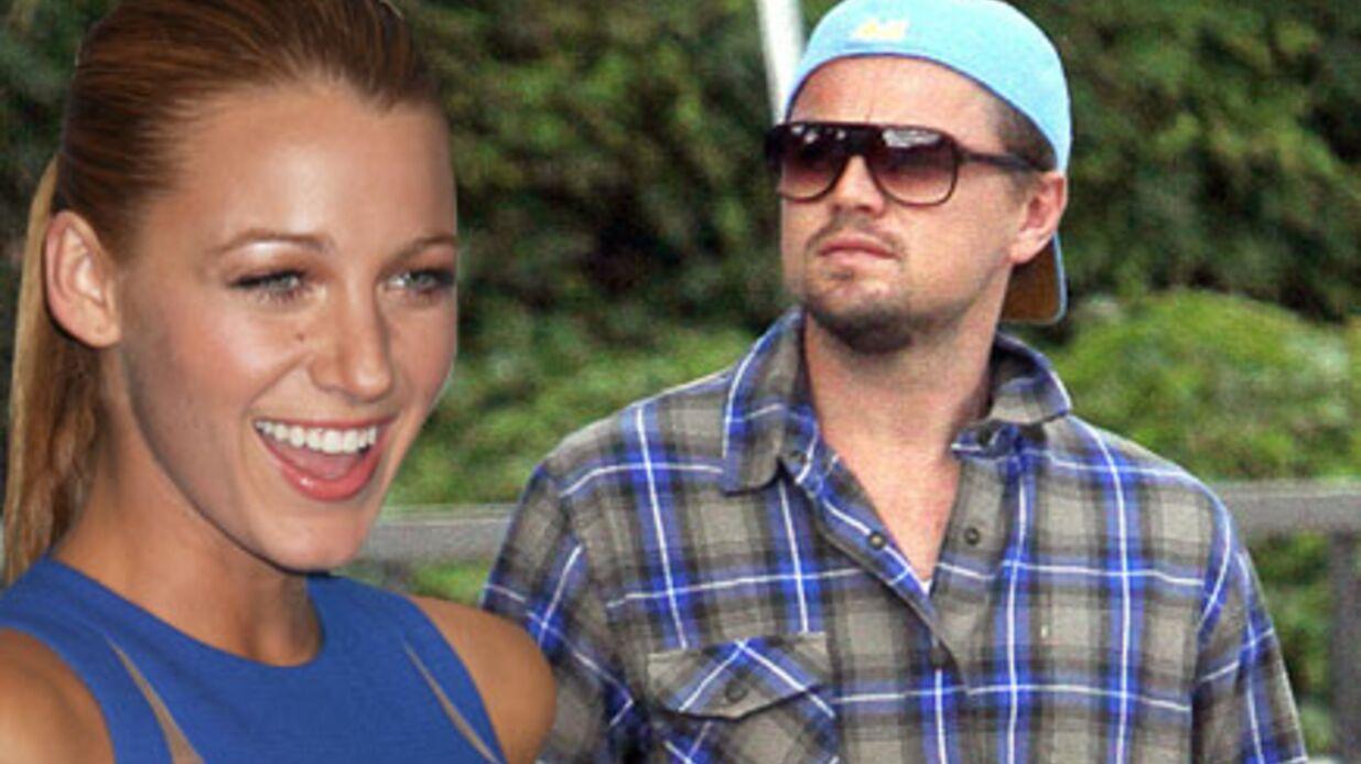 Leonardo DiCaprio et Blake Lively à Disneyland