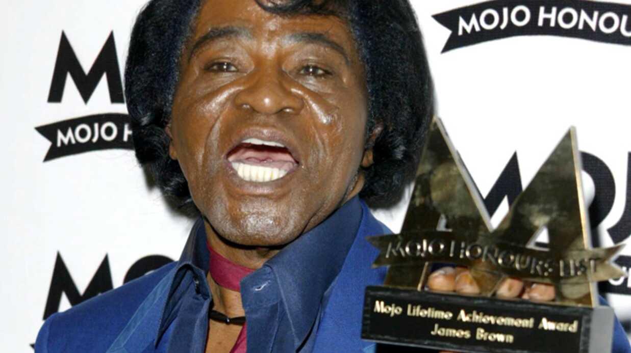 James Brown Nos félicitations au papa