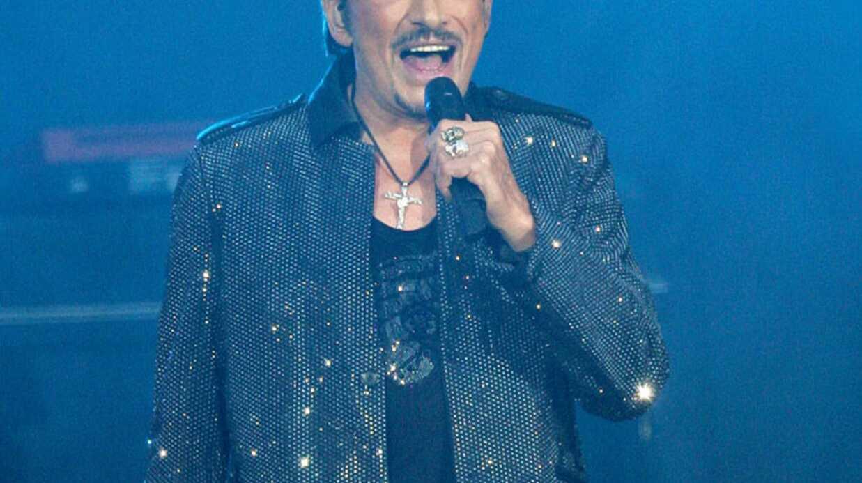 Johnny Hallyday: victoire de la meilleure tournée de l'année