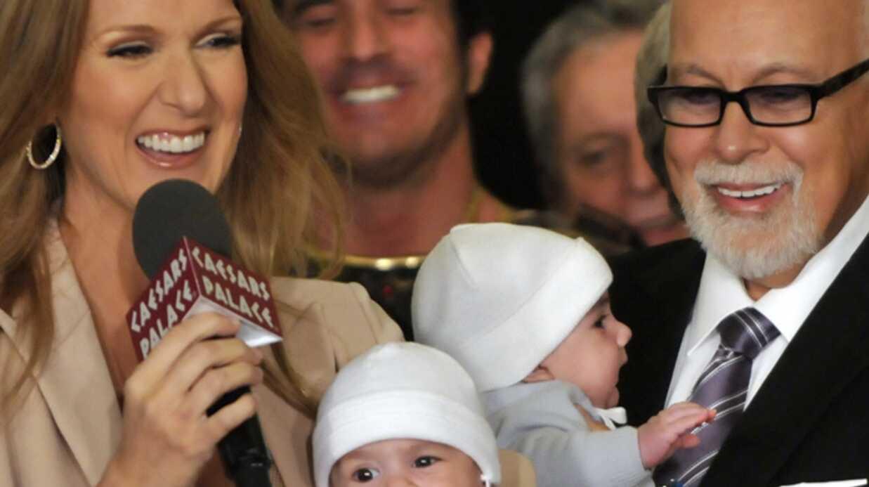Céline Dion: ses jumeaux baptisés