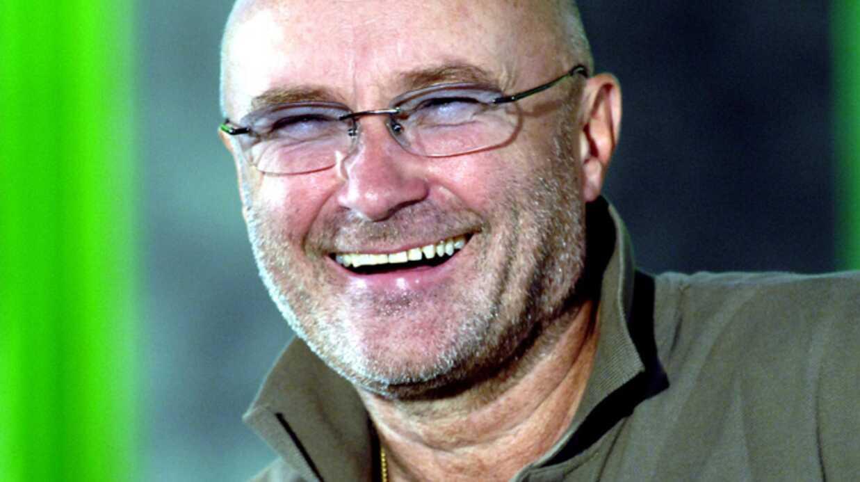 Phil Collins dément arrêter la musique pour des raisons de santé