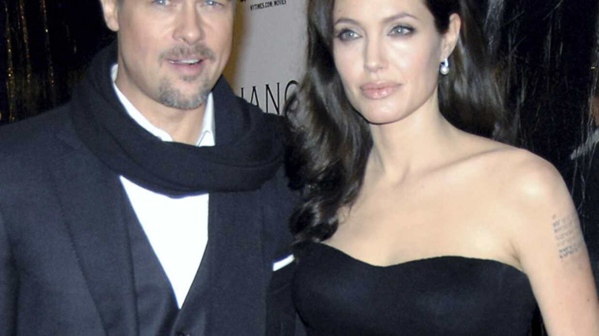 Brad Pitt aurait trompé Jennifer Aniston avec Angelina Jolie