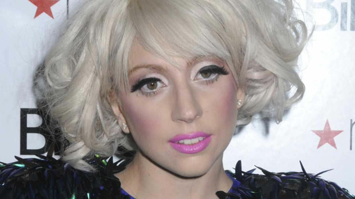 Lady Gaga dans un épisode de Gossip Girl