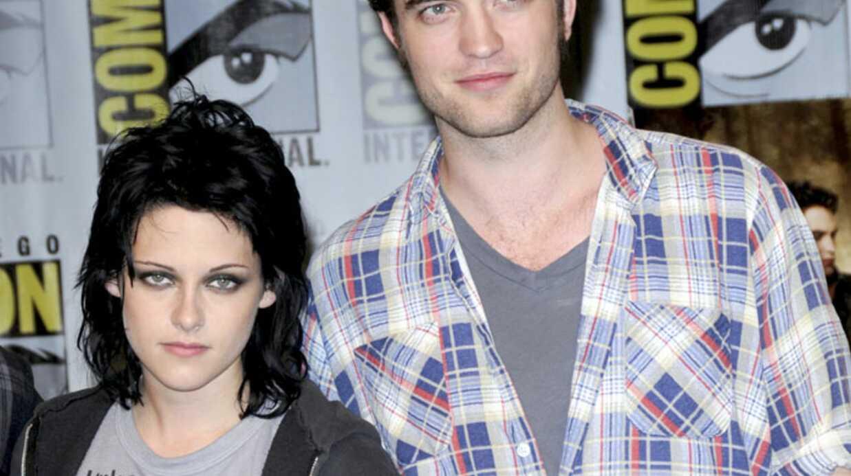 Twilight: Robert Pattinson et Kristen Stewart mariés en secret?