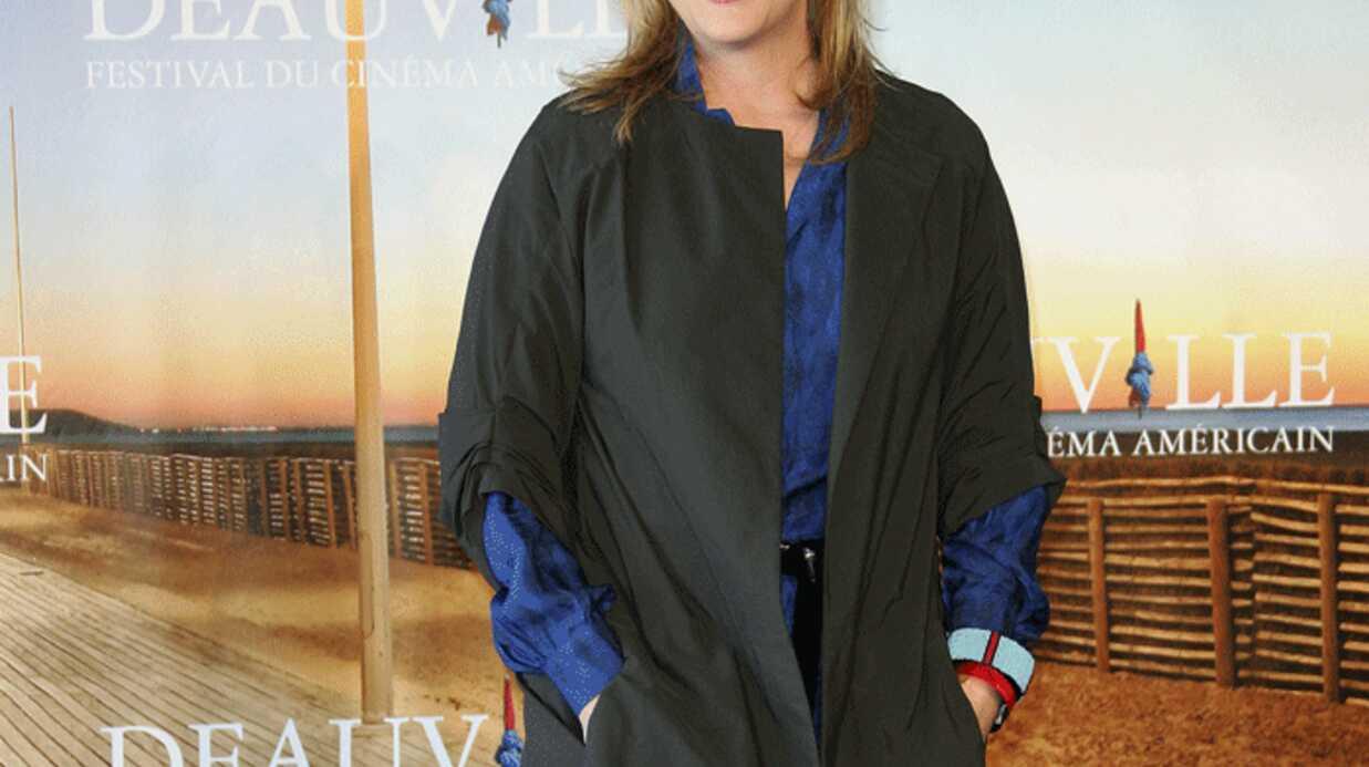 Meryl Streep: le calva de Deauville lui donne la migraine