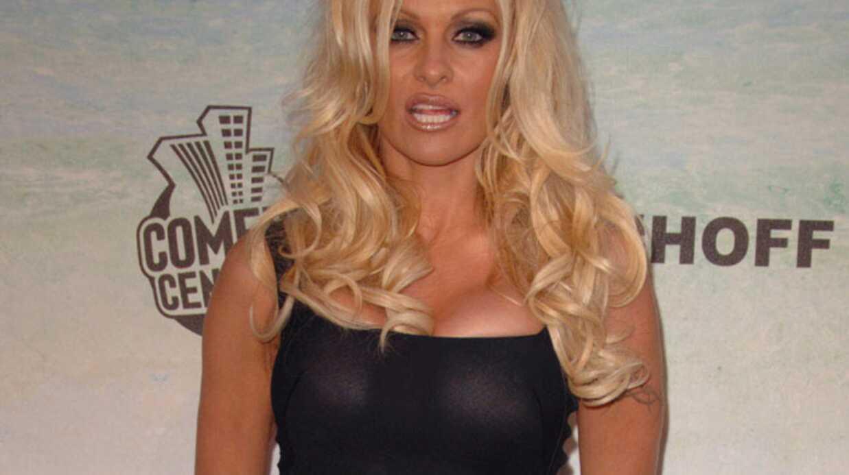 Qui veut sa sextape avec Pamela Anderson?
