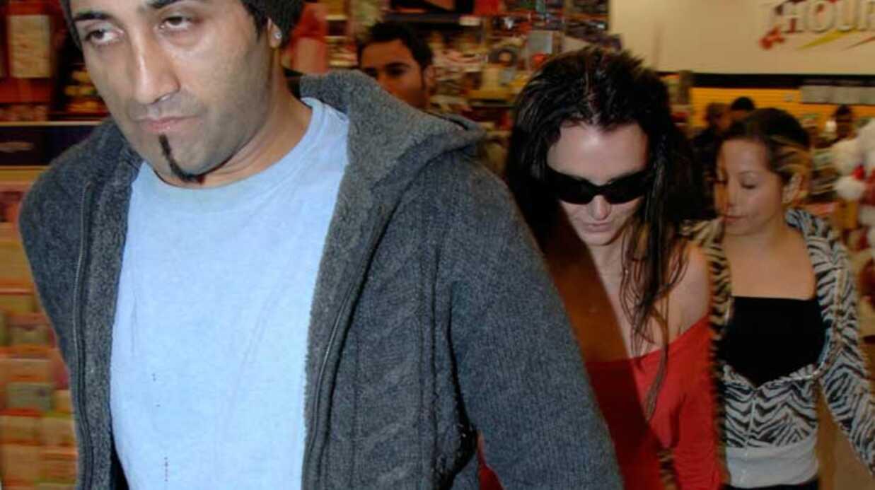 Britney Spears Elle fête sa sortie… au champagne!