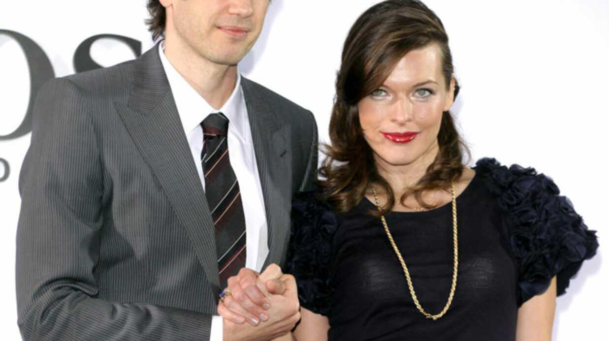 Milla Jovo­vich et Paul Ander­son : mariage le 22 août