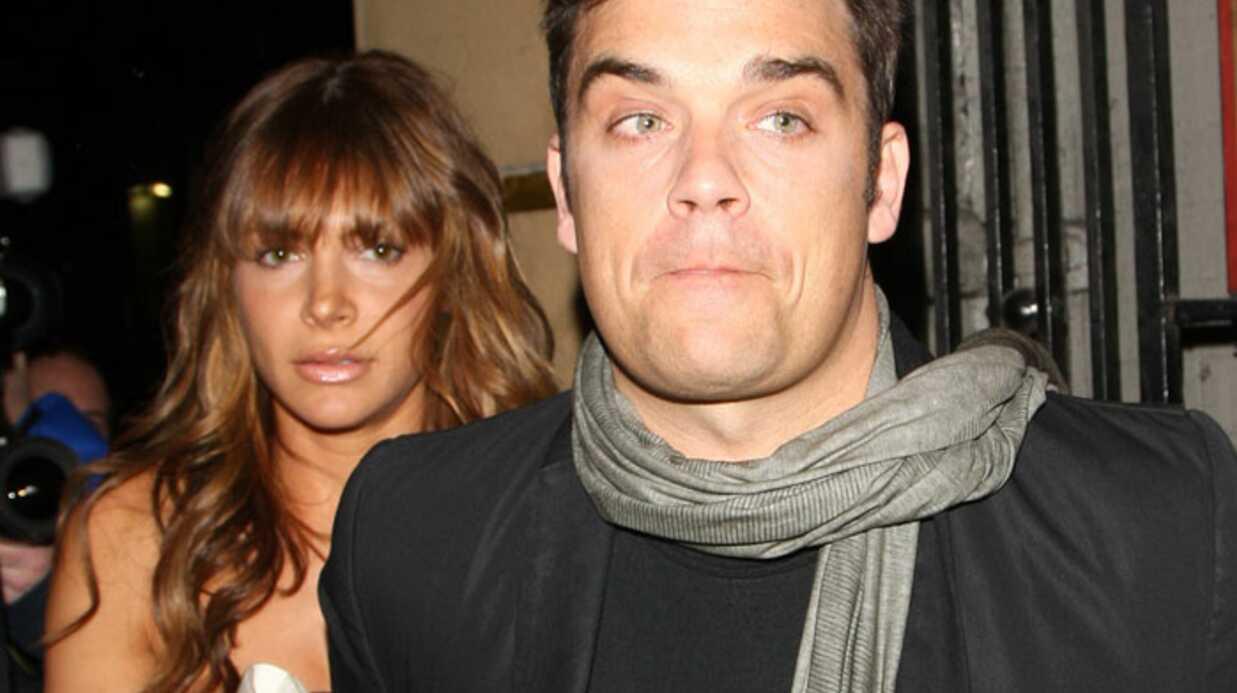 Robbie Williams a épousé Ayda Field