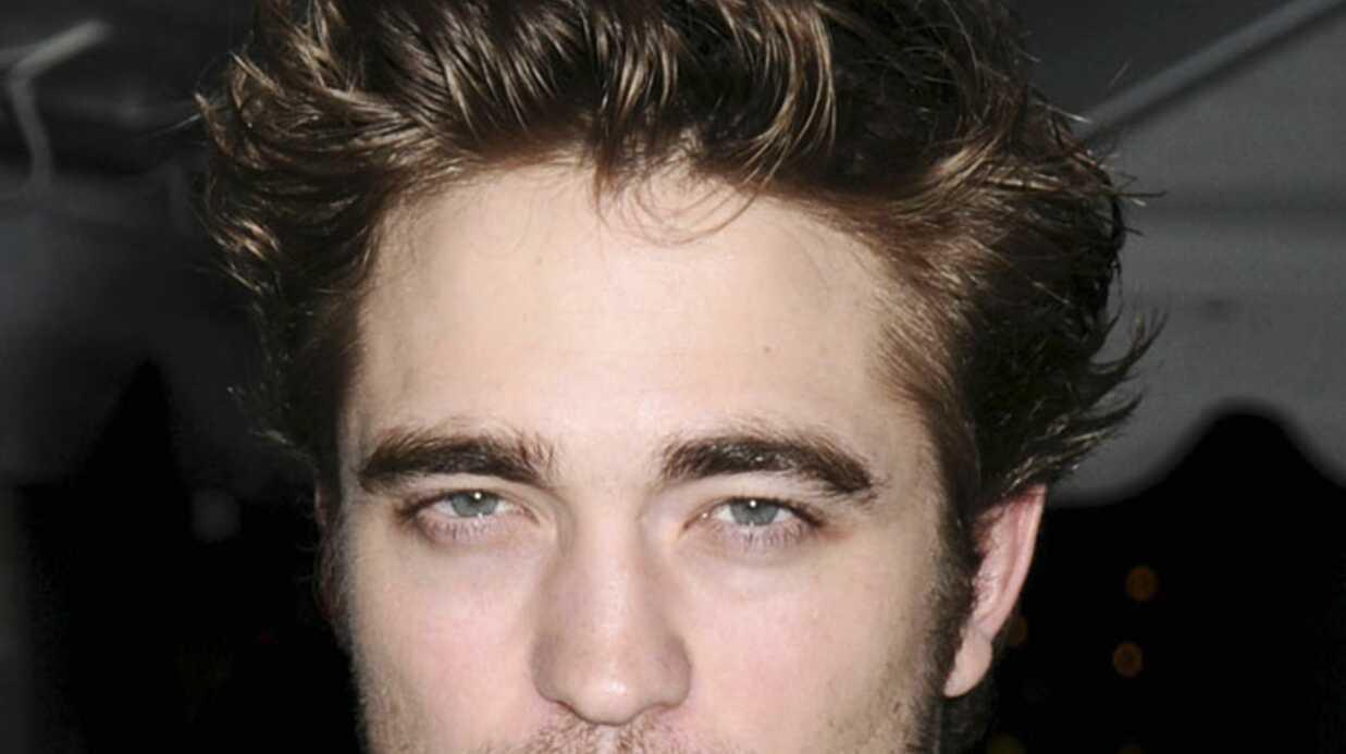 Robert Pattinson plus hot que Johnny Depp et Clooney