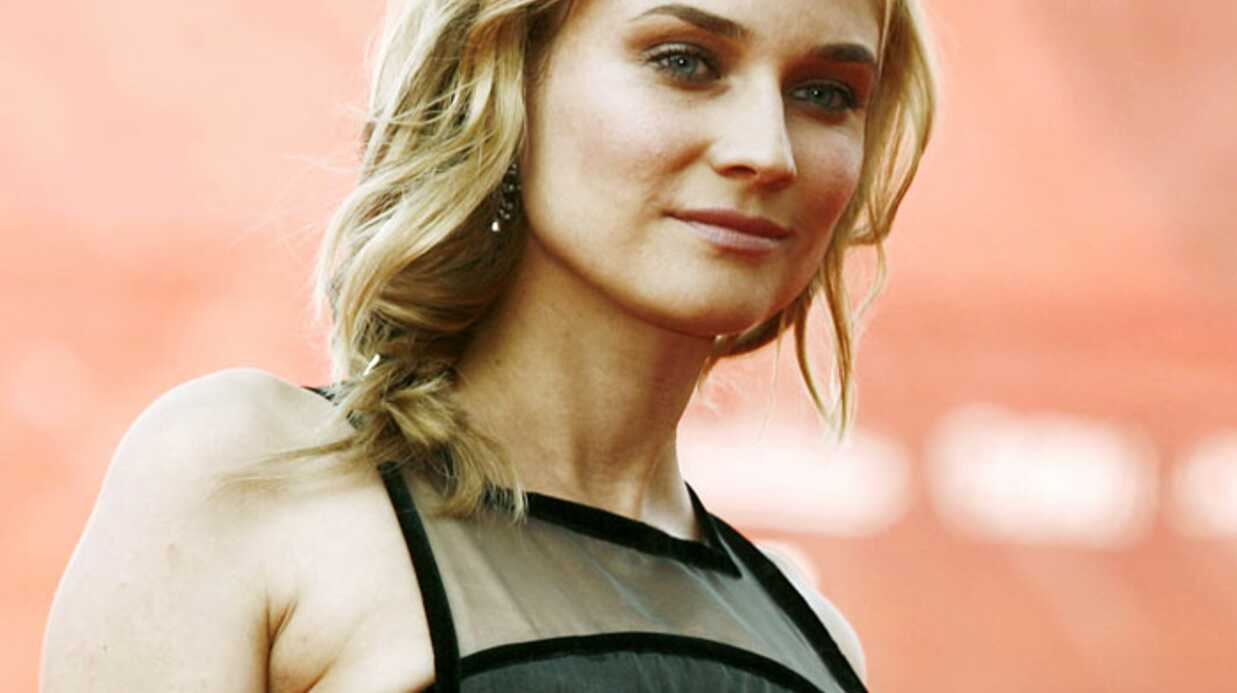 Diane Kruger rejoint L'Oréal