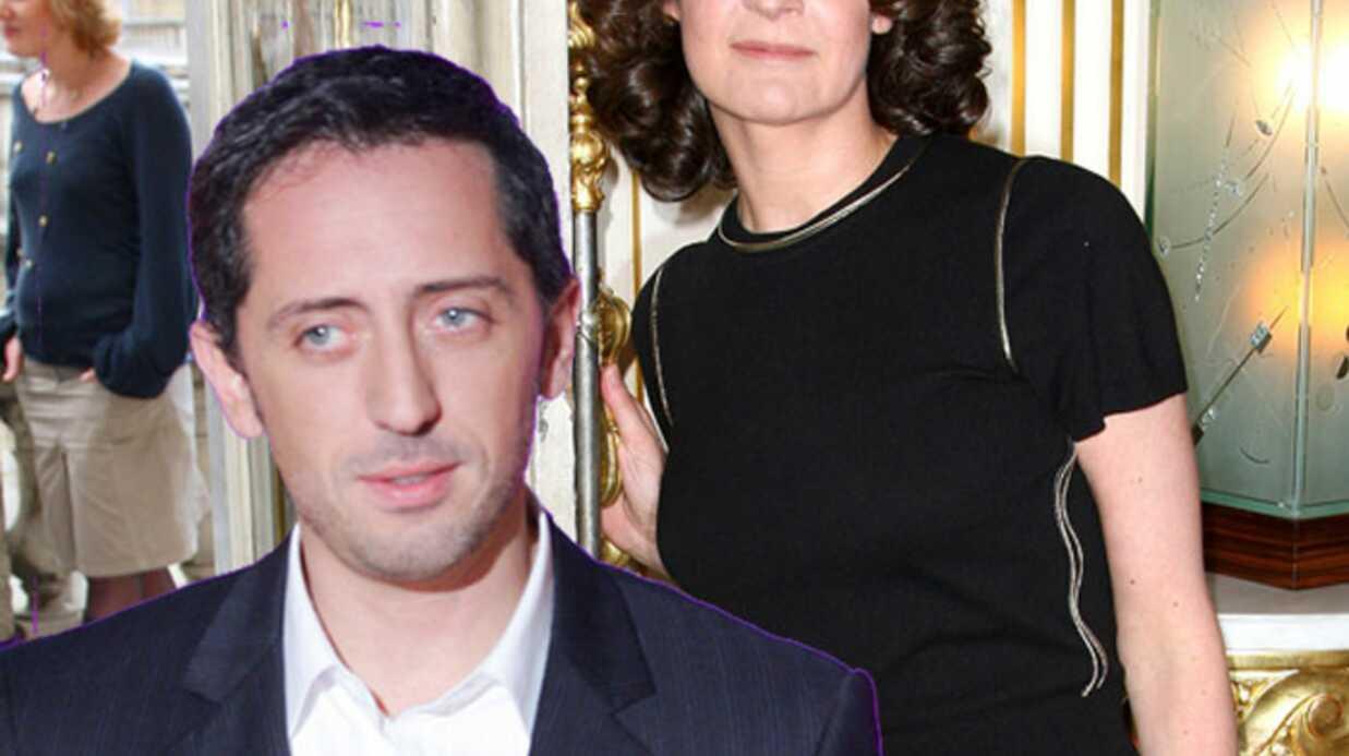 César: Valérie Lemercier et Gad Elmaleh en duo