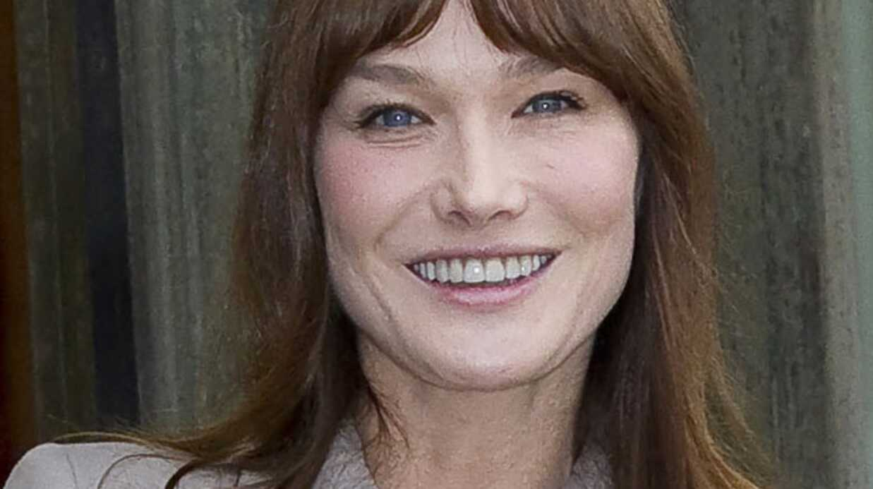 Carla Bruni va prépa­rer son nouvel album à Los Angeles