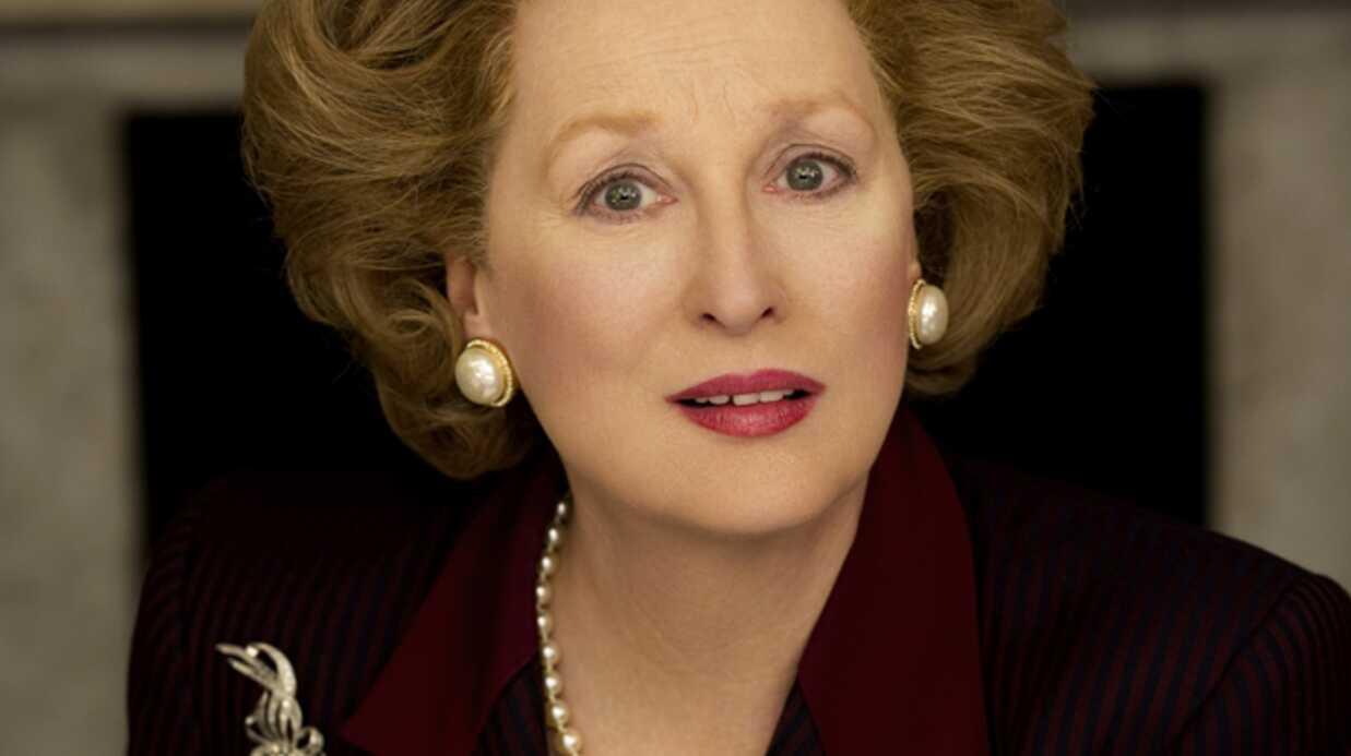 PHOTO: Meryl Streep dans la peau de Margaret Thatcher