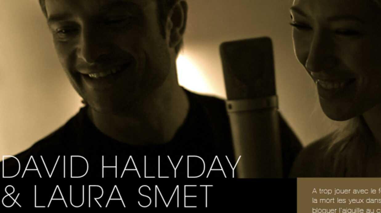 David Hallyday: le duo avec Laura Smet sort aujourd'hui