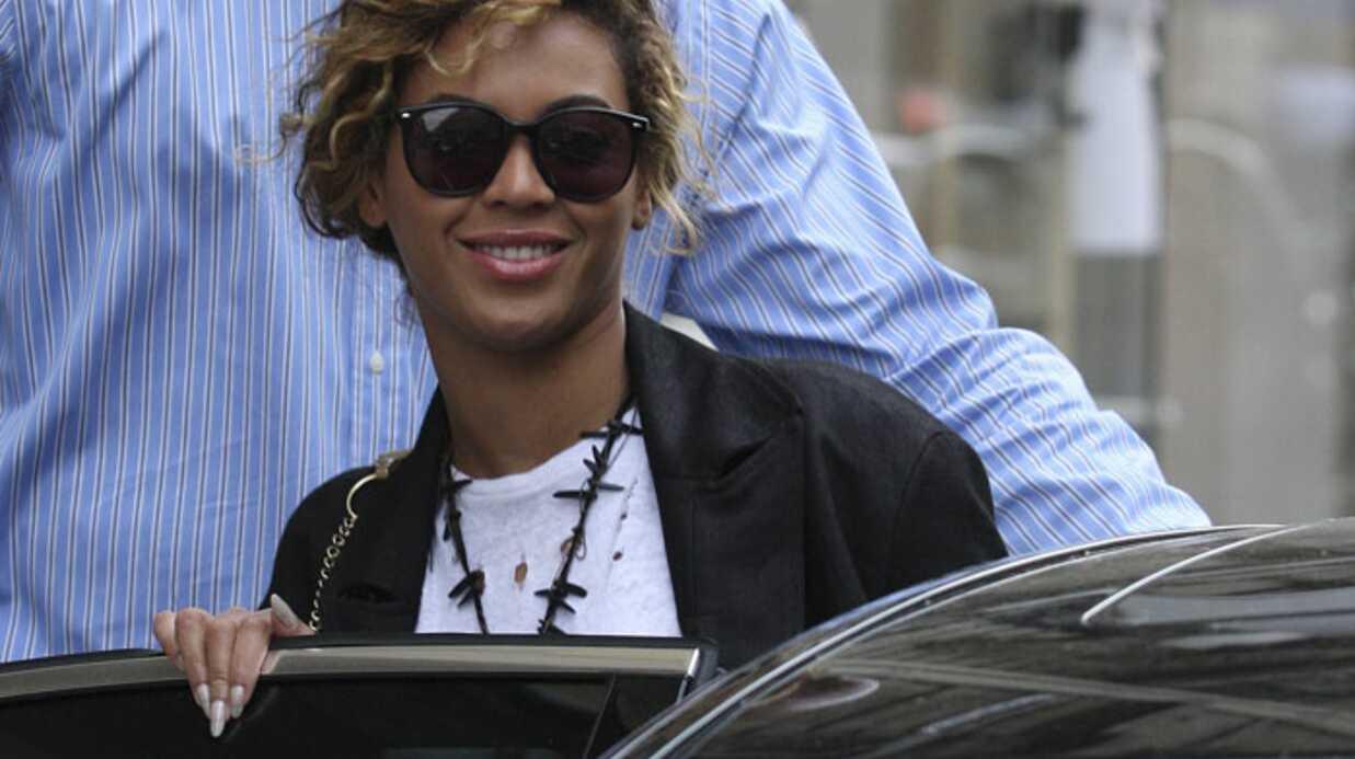 Beyoncé: victime d'un accident de voiture à Londres