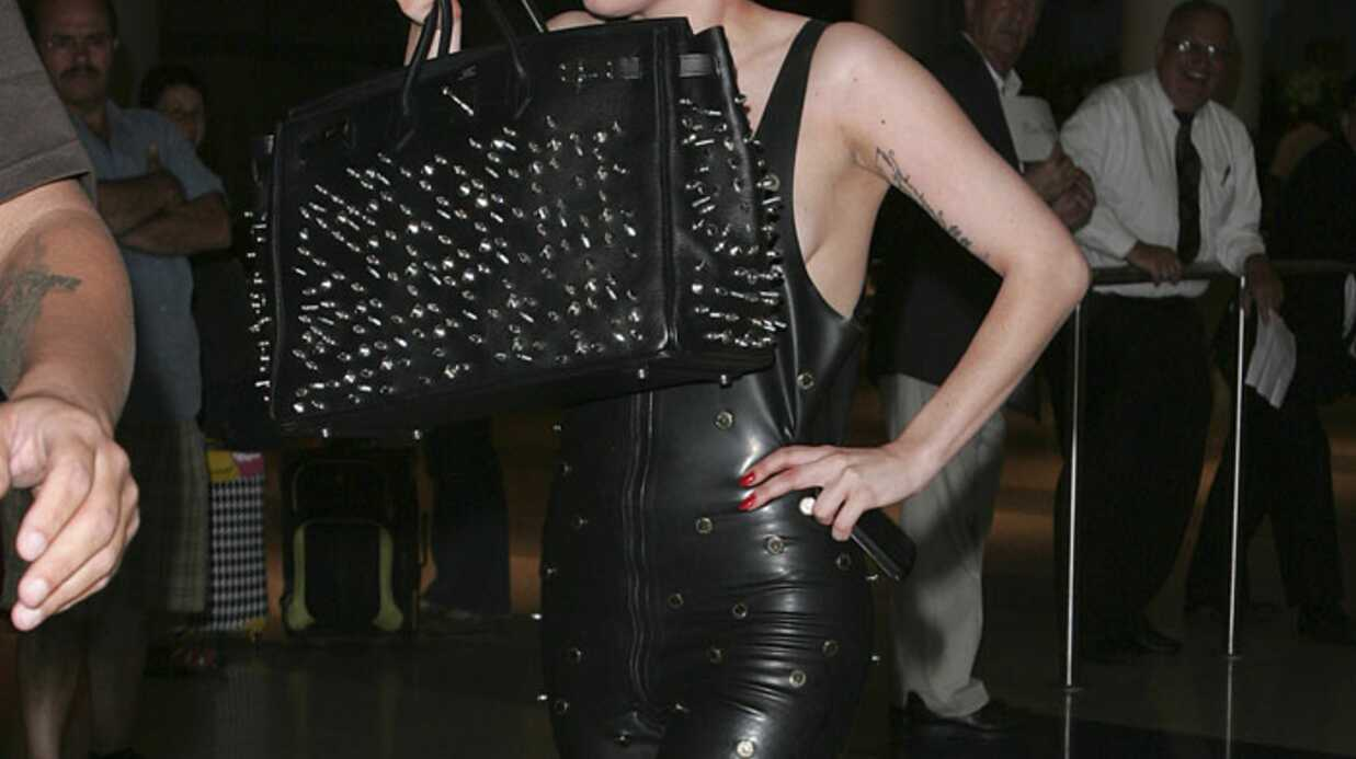 Lady Gaga arrêtée à l'aéroport par la douane anglaise
