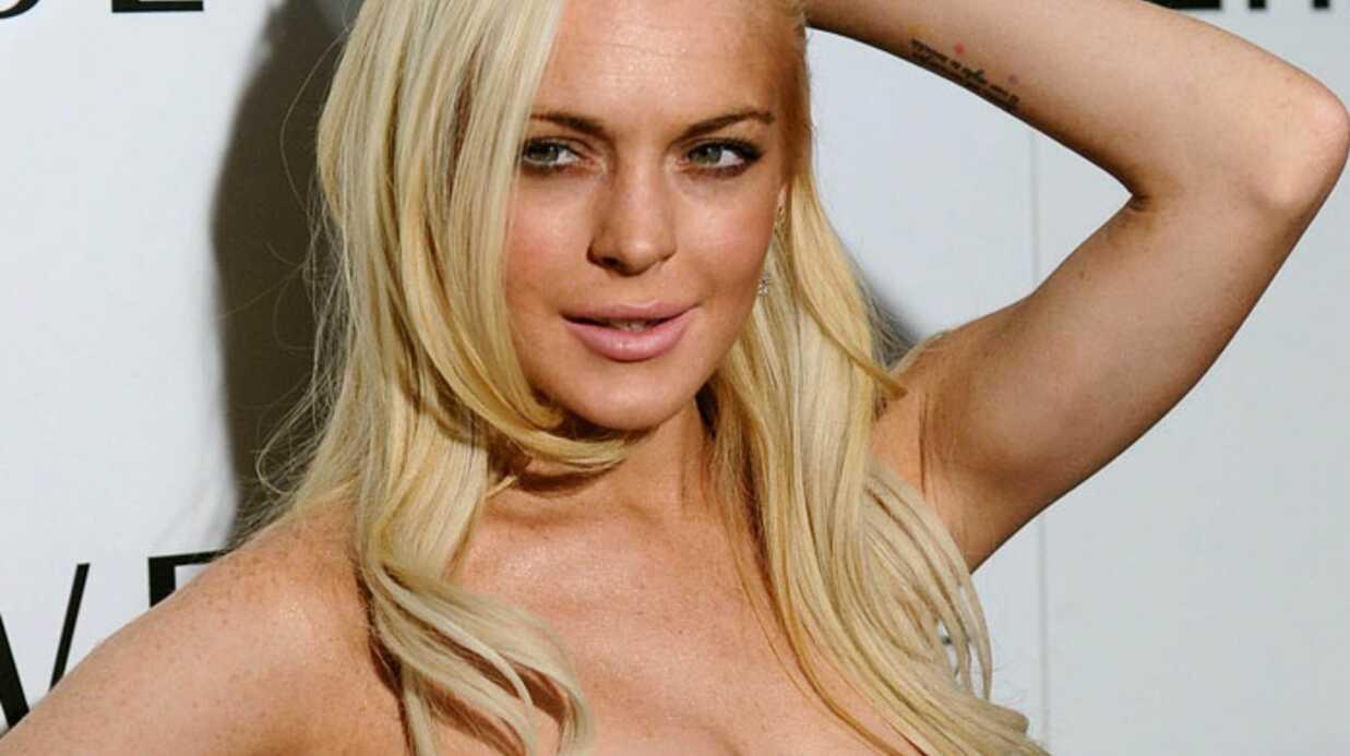 Lindsay Lohan: virée de chez Emanuel Ungaro?