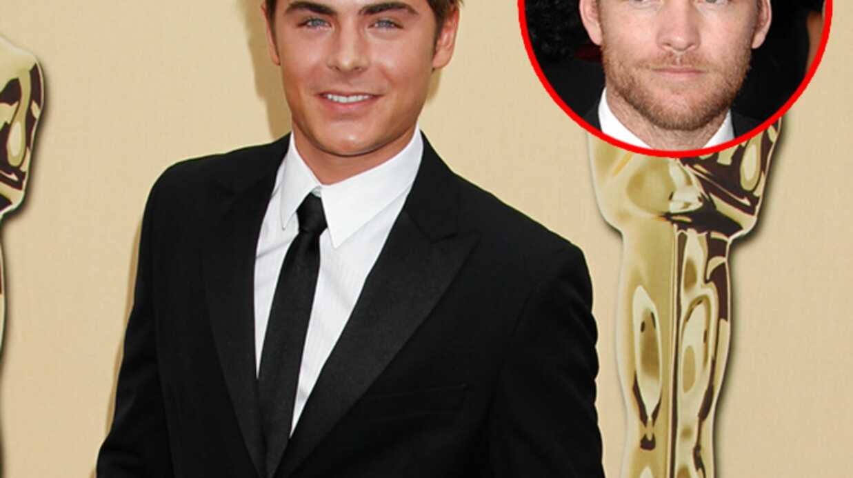Zac Efron : fan de Sam Worthing­ton d'Ava­tar