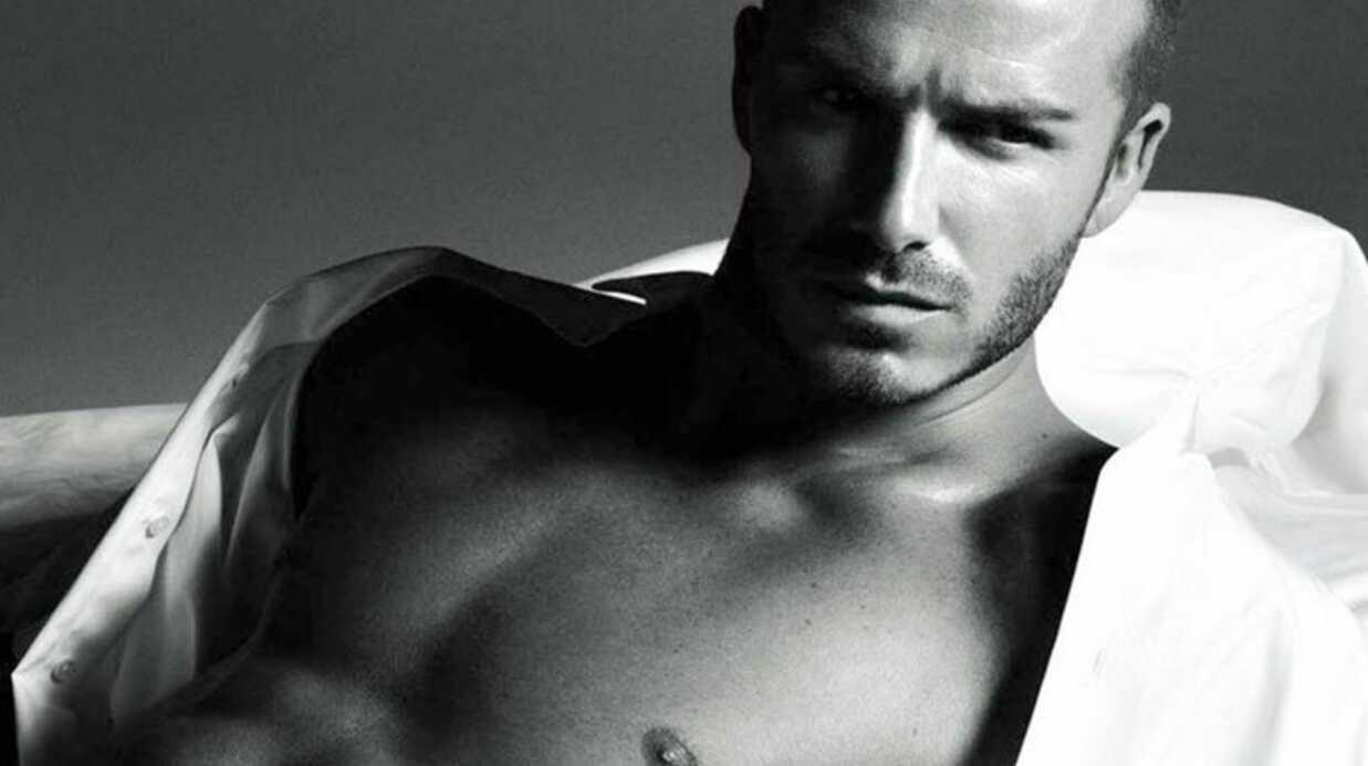 David Beckham crée sa marque de sous-vêtements