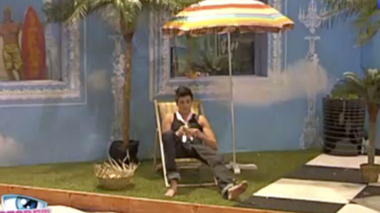 Secret Story 3: Bruno se prépare à faire ses valises