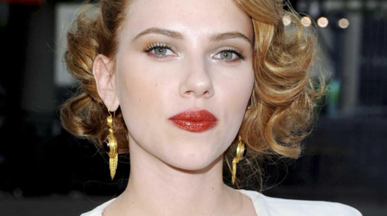 Scarlett Johansson invitée dans Taratata