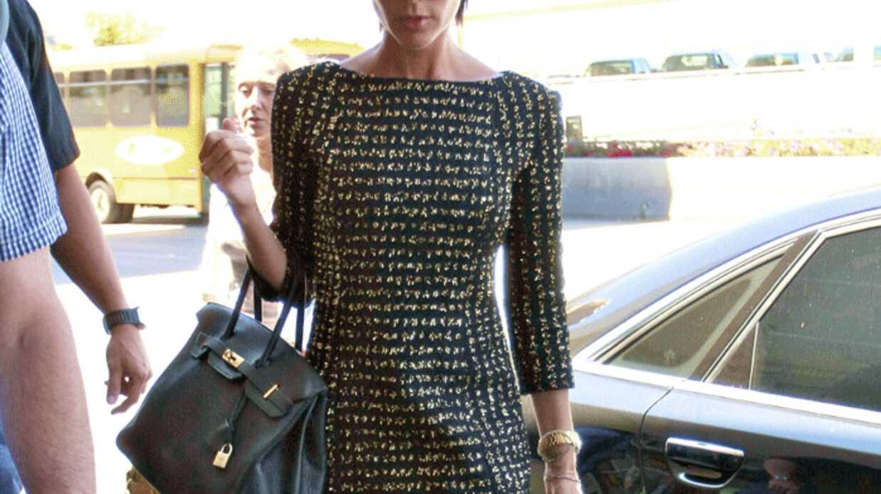 Victoria Beckham censurée en Une de Vogue par Anna Wintour