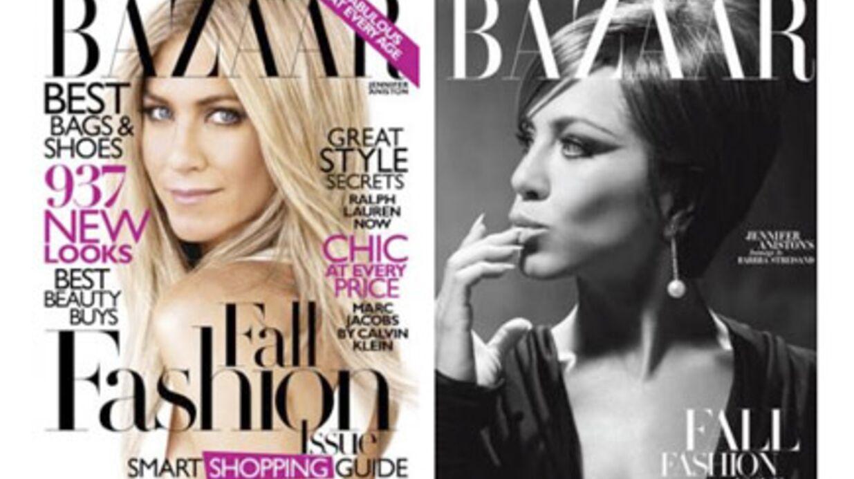 Jennifer Aniston dans la peau de Barbra Streisand