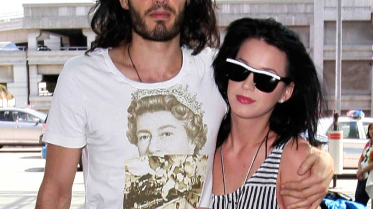 Katy Perry: mariage cet hiver avec Russel Brand