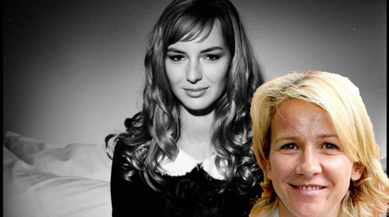 Louise Bourgoin manque à Ariane Massenet
