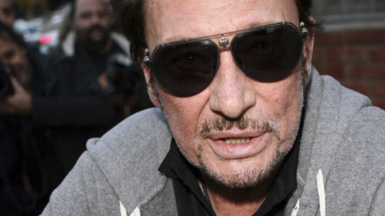 Johnny Hally­day serait sorti du coma
