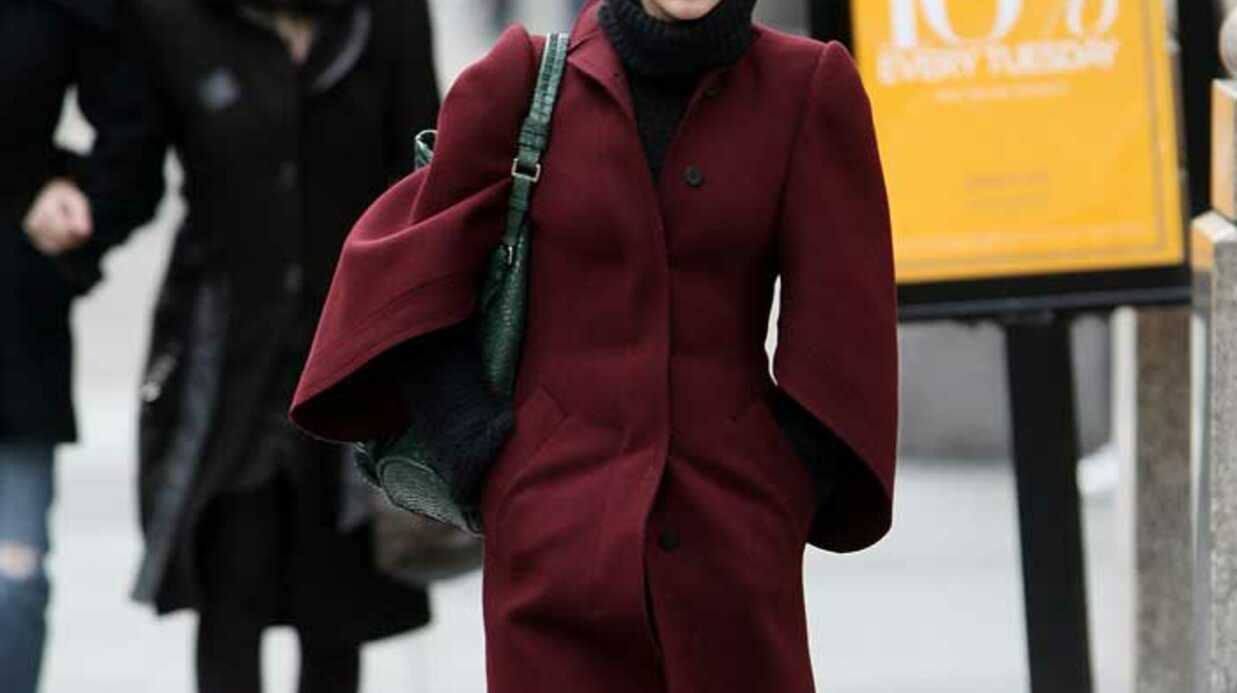 IDEE LOOK Cate Blan­chett : son manteau pour cet hiver