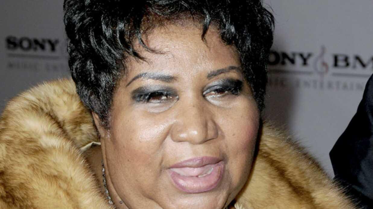 Aretha Franklin souffre d'un cancer du pancréas